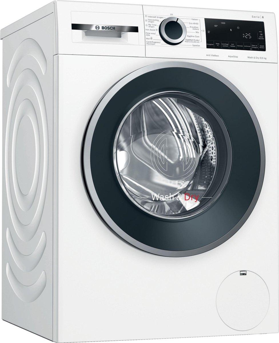Bosch WNG24430NL – Serie 6 – Was-droogcombinatie