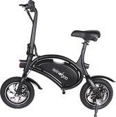 Windgoo B3 Mini-Bike Elektrischestep - Zwart - 20 km per uur