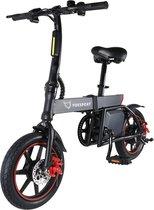 FOXSPORT - Elektrische fiets - met pedaal - Vouwfiets -  eBike 25Km/H - slim - opvouwbaar - Motorvermogen 350W - Mini-scooter