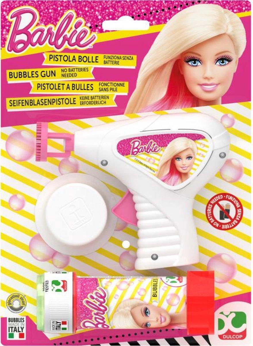 Barbie - Bellenblaas pistool incl. vloeistof - speelgoed - meisjes - dames - Viros