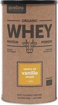 Purasana Whey Protein Vanille Bio 400 gr