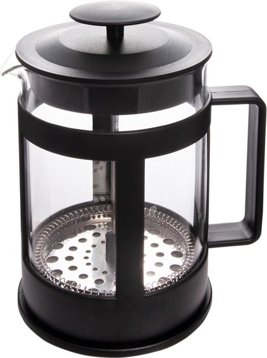 BiggCoffee FY04 French Press - Cafetiere - Koffiemolen - French Press Koffiemaker - Koffiepers - 1000 ml