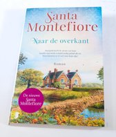 Boek cover Naar de overkant van Santa Montefiore (Paperback)