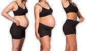 Carriwell Netbroekjes Zwangerschapslips - Zwart - 2 stuks