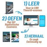 Theorieboek Rijbewijs B 2021 Auto met 500 Oefenvragen + 50 Online Oefenexamens - Samenvatting - CBR Auto Theorie Leren Rijbewijs B 2021 - Lens Media