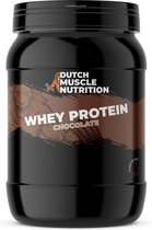 Dutch Muscle Nutrition Whey Protein – Chocolade (1000 gram) + Gratis Gift!