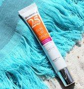 Biodermal Sun Lipbalm SPF25 - tube 12 ml - natural pink - lippenbalsem