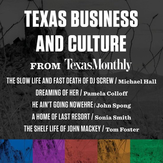 Boek cover Texas Business and Culture from Texas Monthly van Various (Onbekend)