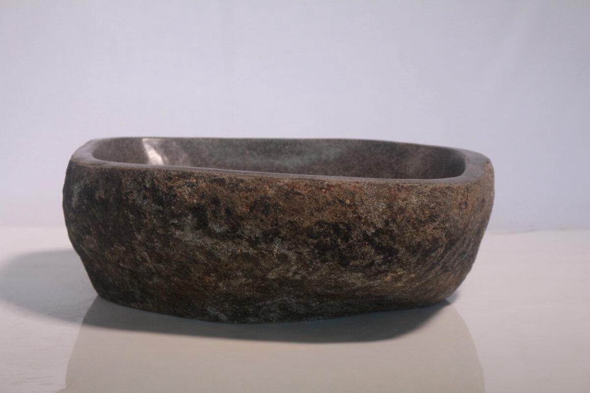 Natuurstenen waskom | DEVI-W20-135 | 35x40x14