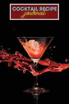 Cocktail Recipe log book