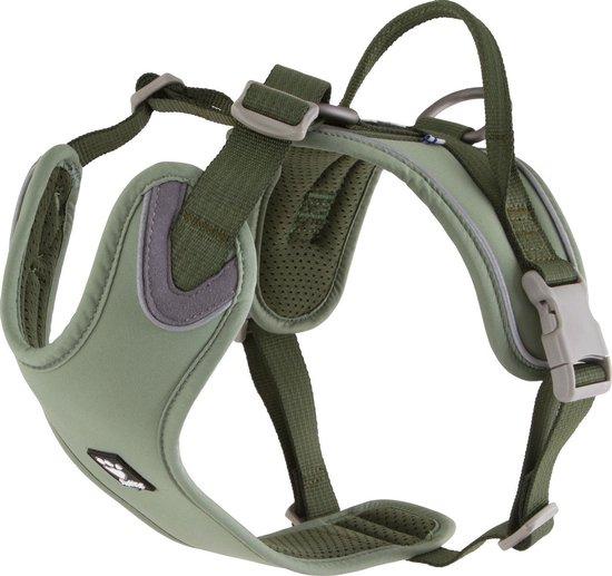 Hurtta weekend Warrior Eco harness Hedge 60-80