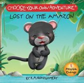 Lost on the Amazon (Board Book)