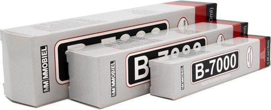 MMOBIEL B-7000 Lijm 110ML Multifunctioneel Semi Vloeibaar Industrieel Transparant - Gespecialiseerd voor o.a. Smartphones, PC, Laptop Reparaties - Precisie Doseerpunt - MMOBIEL