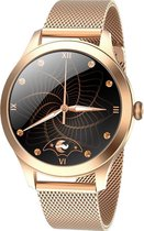 SmartWatch-Trends S10 Pro - Smartwatch - Goudkleurig