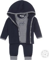 Dirkje Baby Jongens 3 pce Kledingset - Maat 62