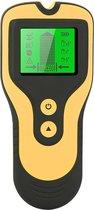 AyeWay Digitale Leidingzoeker - Draadloos -5 in 1 Detector voor Muren - Hout, Metaal, Leidingen, Bedrading