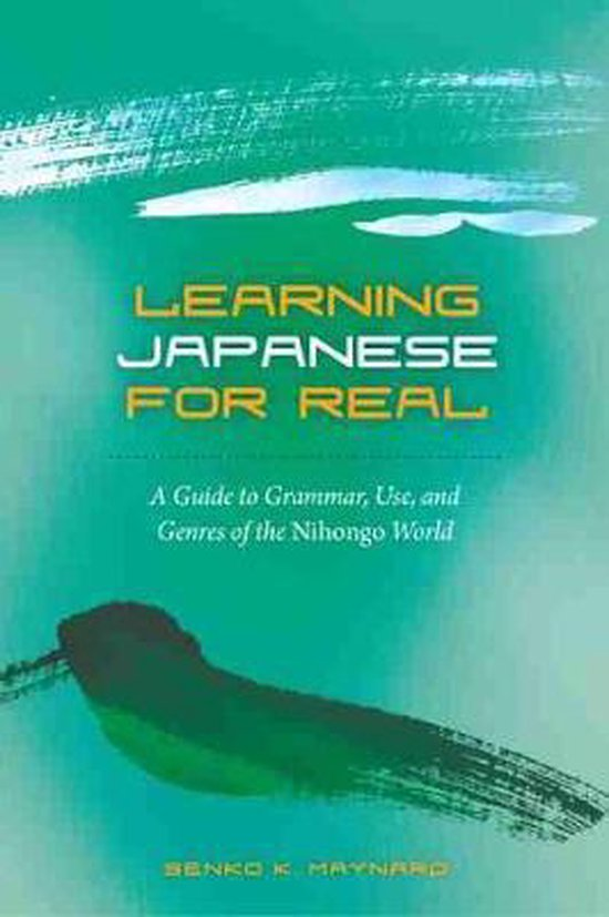 Learning Japanese for Real