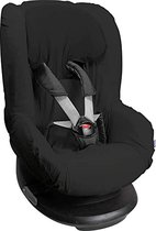 Dooky Seat Cover Groep 1 Autostoel hoes Black Uni