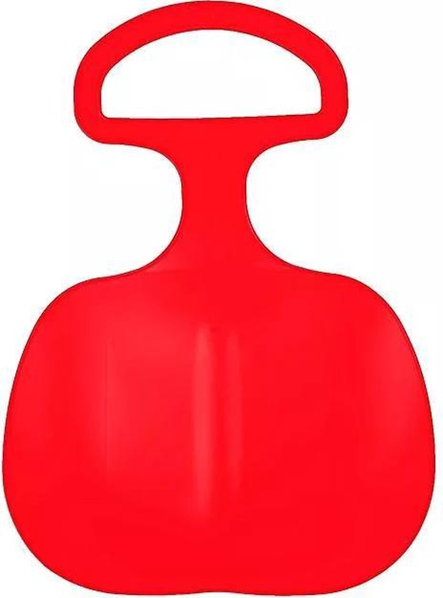 Pannenkoekslede / Kinderslee rood