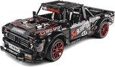 Ford Mustang Pick Up Auto V8 Lego® Compitabel  - Technic - Technisch Bouwpakket - Creator - Auto - 2886 Bouwstenen  -  Car - Truck - Toy Brick Lighting