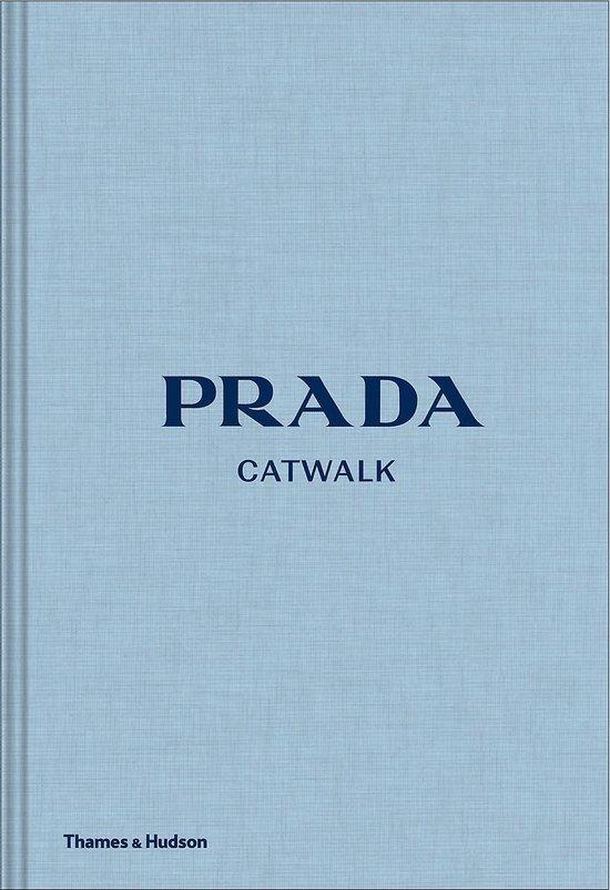 Boek cover Prada Catwalk van Susannah  Frankel (Hardcover)