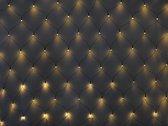 Sfeerverlichting 160 LED Gordijn - Voor Binnen & Buiten - Warm Wit - 320cm x 150cm - Kerstverlichting