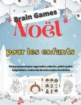 Brain Games Noel pour les enfants