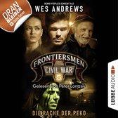 Omslag Frontiersmen: Civil War, Folge 5: Die Rache der Peko (Ungekürzt)