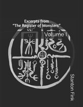 Excerpts from  The Register of Monsters