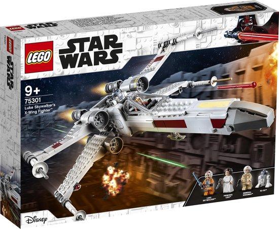 LEGO Star Wars Luke Skywalker's X Wing Fighter - 75301