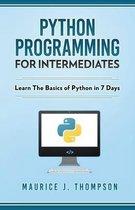 Python: Programming For Intermediates