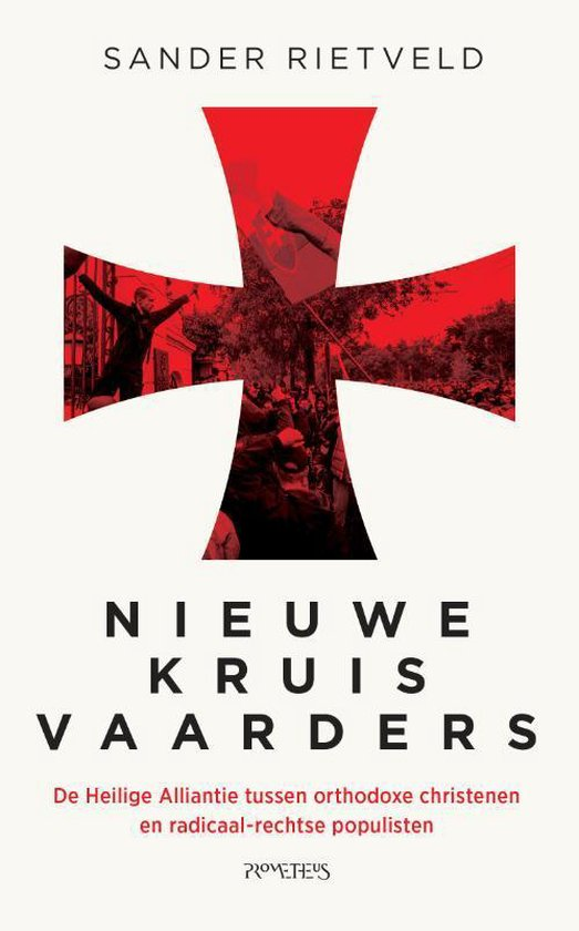 Boek cover Nieuwe kruisvaarders van Sander Rietveld (Paperback)