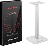 Newbee Koptelefoon Standaard - Headset Stand (wit) -