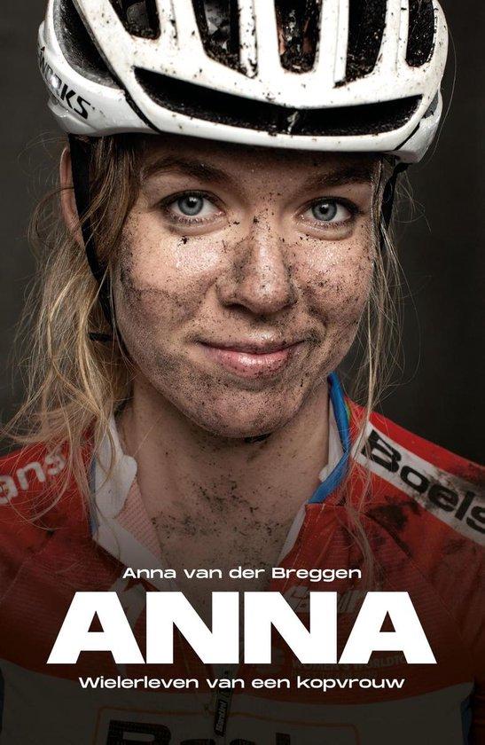 Boek cover ANNA van Anna van der Breggen (Onbekend)