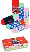 Happy Socks Moederdag 3-pack Giftbox