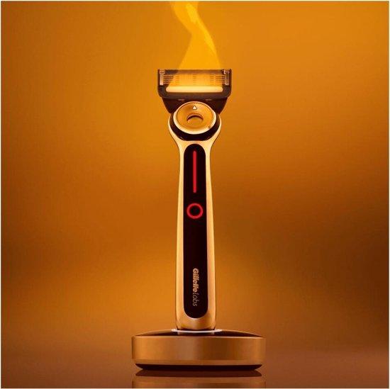 Gillette Labs Heated Razor Blades Scheermesjes Mannen - 8 Stuks