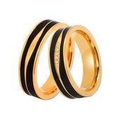 Schitterende Set Ringen voor Hem en Haar  -Prijs is SET van 2 stuks