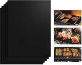 Barbecuemat - Set van 2 - Herbruikbaar en niet-klevend - BBQ Accessoires - BBQ Matje - Grill Mat –Ovenmat