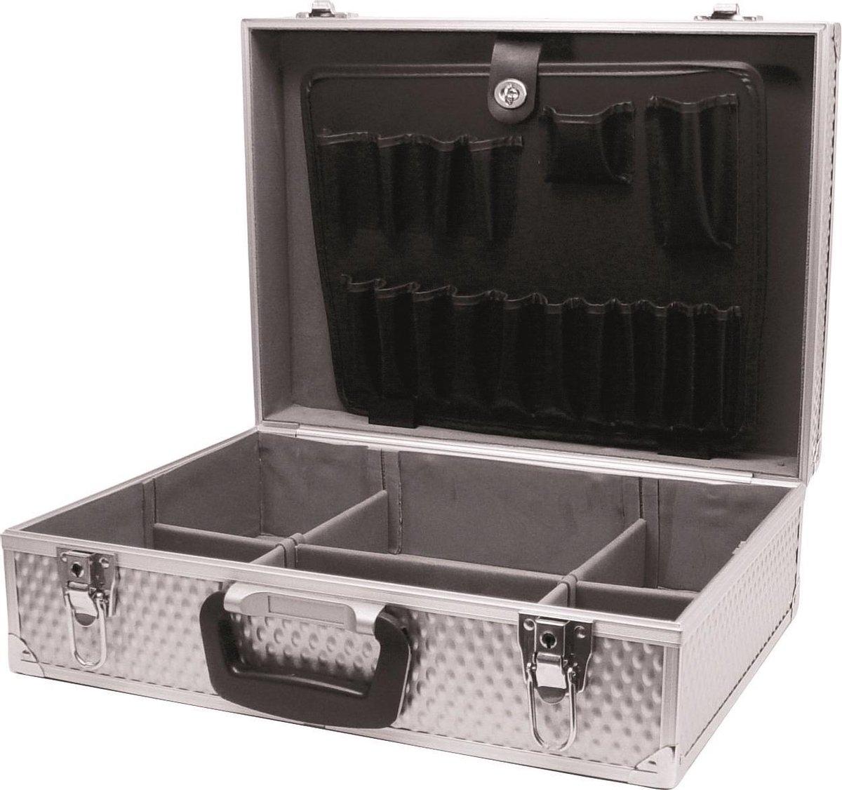 Erro Storage Gereedschapskoffer - Aluminium - Erro Storage