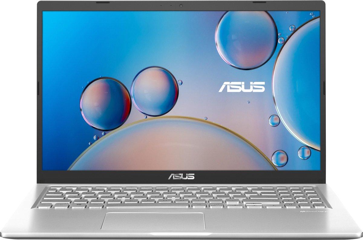 "ASUS M515DA-BR382T DDR4-SDRAM Notebook 39,6 cm (15.6"") 1366 x 768 Pixels AMD Ryzen 3 8 GB 256 GB SSD Wi-Fi 5 (802.11ac) Windows 10 Home S Zilver"