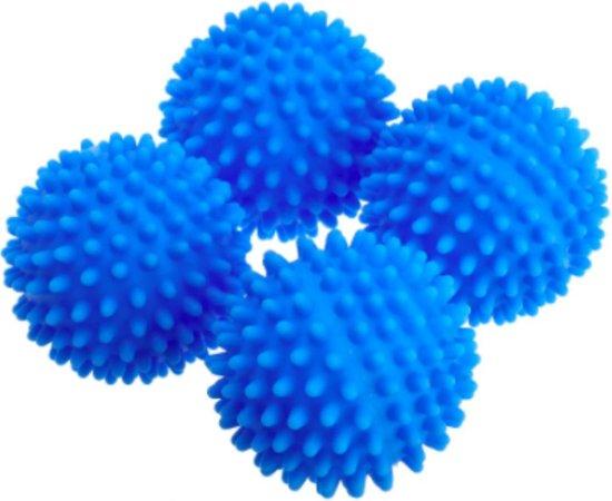 Wasdroger Ballen - Wasbol - Droogballen - Wasbal - Wasballen - Drogerballen - Wasballen voor Wasmachine - 4 Stuks