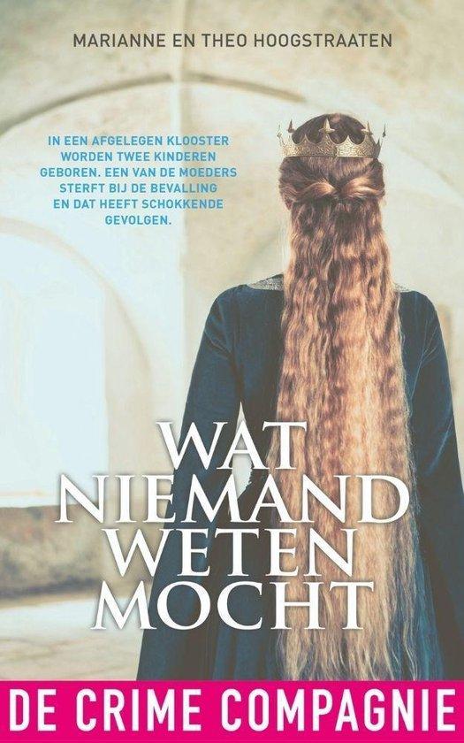 Boek cover Wat niemand weten mocht van Theo Hoogstraaten (Onbekend)