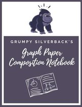 Grumpy Silverback's Graph Paper Composition Notebook