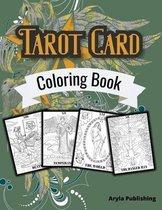 Tarot Card Coloring Book