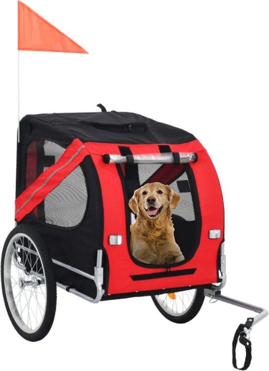 Je hond veilig mee op de fiets? Gebruik hulpmiddelen!