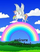 Unicorn Coloring Book: Unicorn Activity Book for Kids ages 4-8