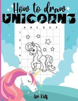 How to Draw Unicorns for kids