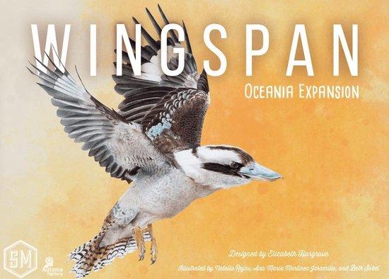Afbeelding van het spel Wingspan Oceania Engelstalig - Uitbreiding