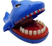 Haai met kiespijn - Bijtende Haai spel - Haaien Tandenspel - Kinderspel - Drankspel - Reisspel - Krokodil Met Kiespijn