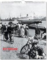 Rotterdam in de 20e eeuw kalender 2021, Kees Molkenboer
